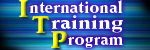 International Training Program (ITP)